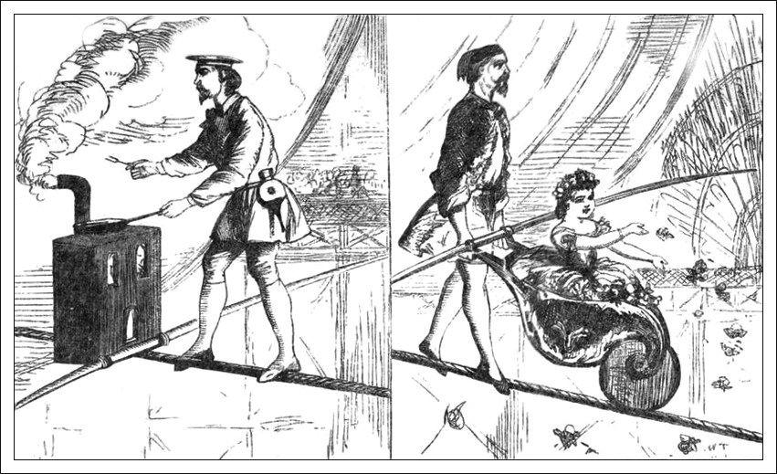 Wheelbarrow: A Parable of Faith
