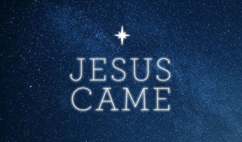 Christmas Poem 4: And Jesus Came for Me