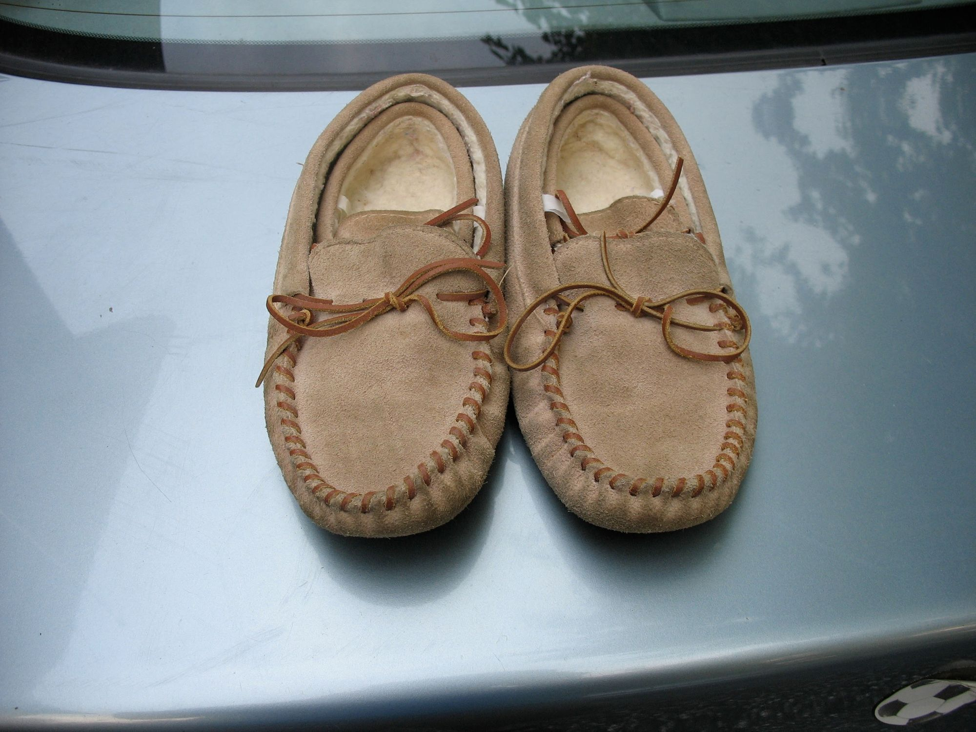 Spiritual Slippers for Father's Day