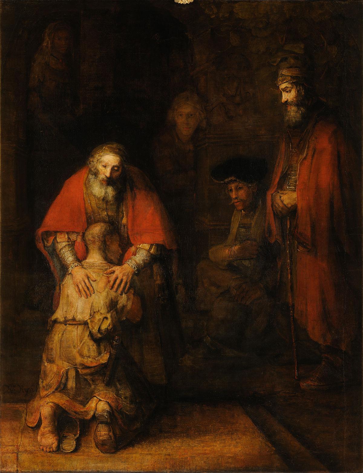 Christmas Poem 1: A Prodigal God
